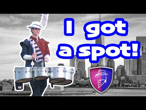 My Audition For DCA (All-Age Drum Corps)