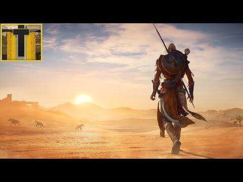 [12] Quick stop on an island - Assassins Creed Origins