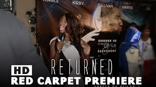 Creative Genius Films Red Carpet Premiere Event 2015 - RETURNED