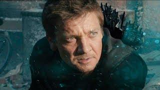 Se Revela lo que Verdaderamente Le Ocurrio a Hawkeye y por que No sale en el Trailer de InfinityWar!