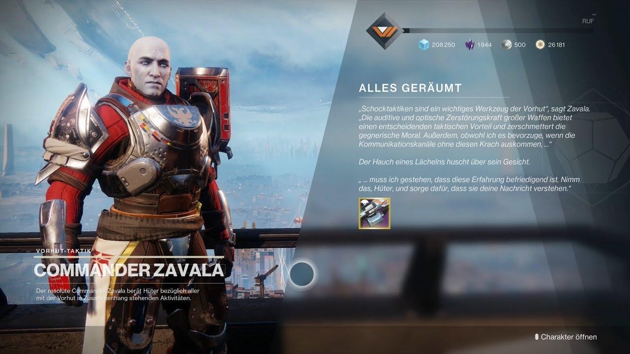 Destiny 2 Hochkant