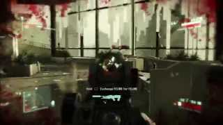 Crysis 2 Multiplayer gameplay - Me Vs an Italian noobcore #2(PS3)