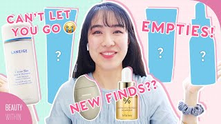 Top 9 Skincare FAVES + NEW IN Products That Make Us Excited!!