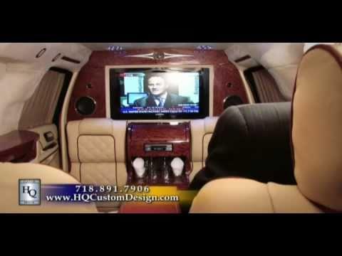 Cadillac Escalade Concept Vehicle - YouTube