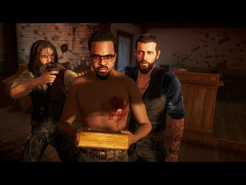 JOHN SEED BOSS FIGHT (Far Cry 5 PS4 Gameplay Walkthrough)
