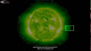 Monitoring of unidentified objects (UFO) near the Sun for May 11, 2012.