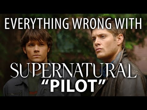 Everything Wrong With Supernatural