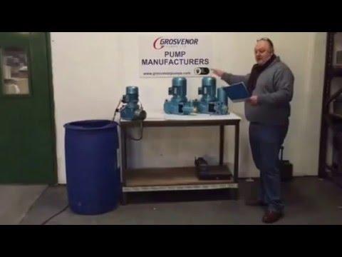Water Purification Dosing Pump that saves lives