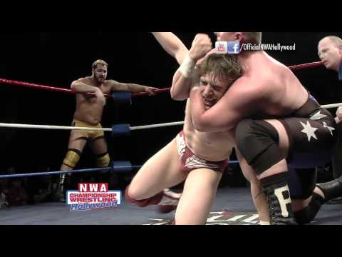 Bryan Danielson & Brent Albright Vs. Adam Pearce & Oliver John - Full Match (HD)
