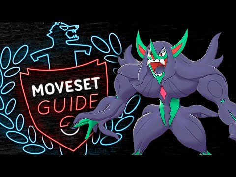 How to use GRIMMSNARL! GIGANTAMAX Grimmsnarl Moveset Guide! Pokemon Sword and Shield! ????