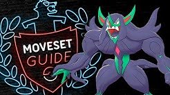 How to use GRIMMSNARL! GIGANTAMAX Grimmsnarl Moveset Guide! Pokemon Sword and Shield! ⚔️🛡️