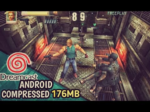 Zombie Revenge Highly Compressed Dreamcast Game For Android Ll AndroDude Ll