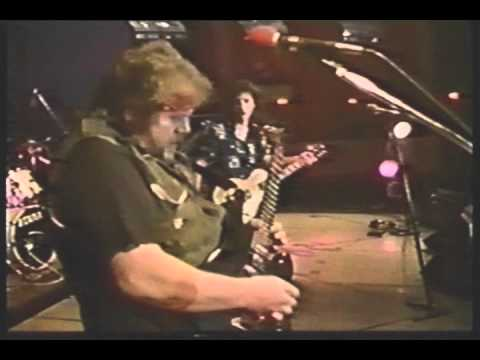 Four Wheel Drive Live 1988 Bachman Turner Overdrive
