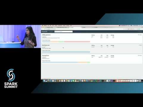 ModelDB: A System to Manage Machine Learning Models: Spark Summit East talk by Manasi Vartak