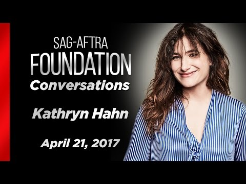 Conversations with Kathryn Hahn