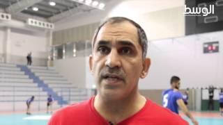 لقاء مع المدرب الوطني عصام عبد الله حول مرئيات الجهاز الفني للمنتخب