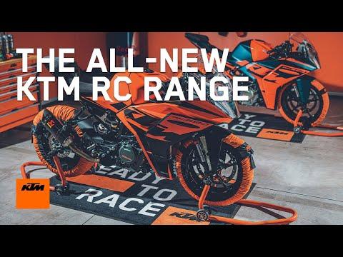 THE ALL-NEW KTM RC RANGE  | KTM