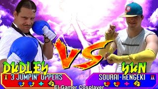 Watch Street Fighter III - Live Action TRAILER [feat Ranma 1/2 ...