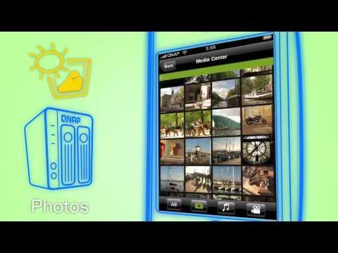 QNAP VMobile Application for Mobile Surveillance