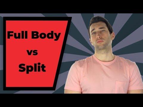 Full Body mi Split mi? (EN İYİSİ HANGİSİ?)