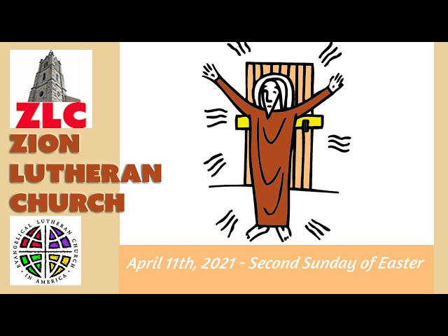 Service - 20210411- The Second Sunday after Easter