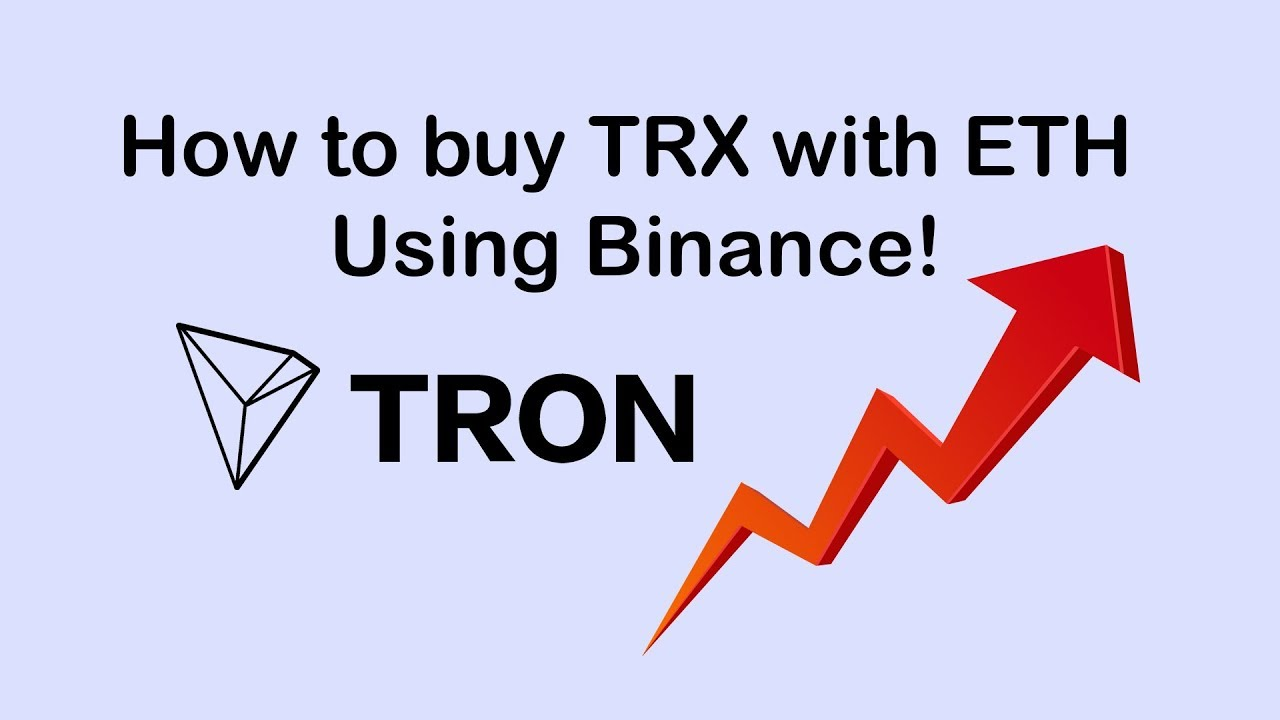 how do buy tron cryptocurrency