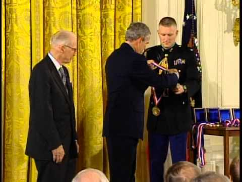 2004 National Medals of Science, Technology & Innovation
