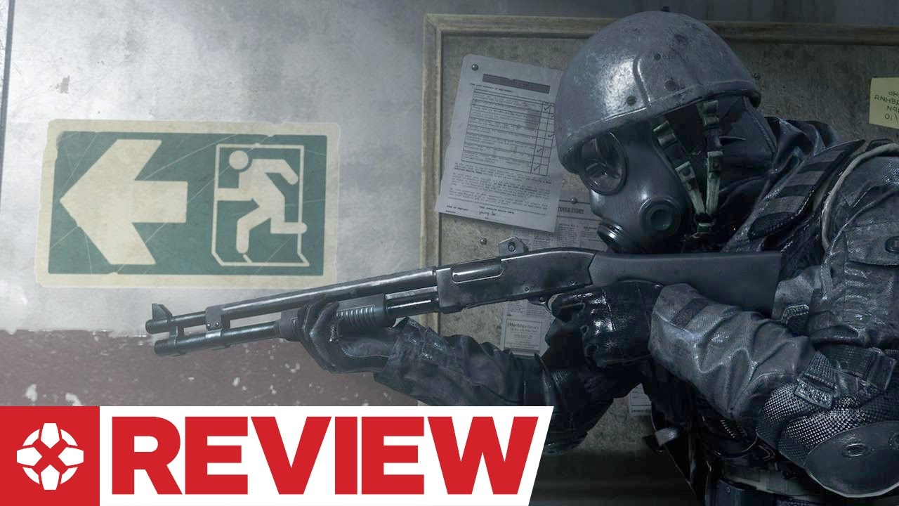 call of duty modern warfare remastered review youtube. Black Bedroom Furniture Sets. Home Design Ideas