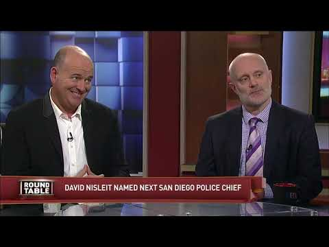 Roundtable: San Diego's New Police Chief