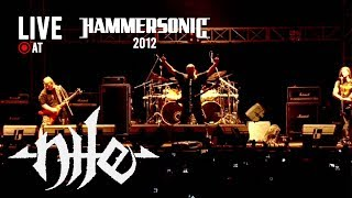 Nile - Kafir - Live at Hammersonic 2012