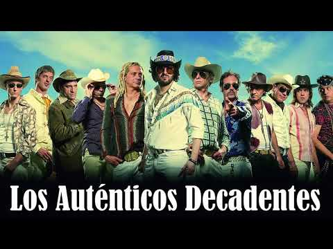 Los Auténticos Decadentes Grandes Exitos [Album Completo]