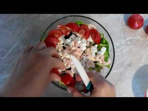 Салат с курицей и грибами к праздникамиз YouTube · Длительность: 2 мин16 с