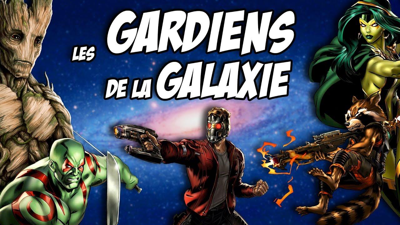 MARVEL HOUSE - LES GARDIENS DE LA GALAXIE