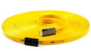 Phân phối cáp HDMI 2.0 Cable 5A giá rẻ, thiết bị cho máy tính kết nối với tivi chuẩn cổng hdmi