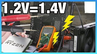 """How to Kill Your CPU with """"Safe"""" Voltages"""