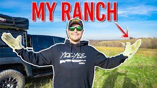 So Im Buying My Own Ranch...