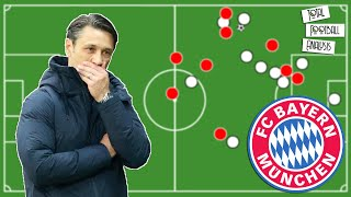 Why Bayern Munich sacked Niko Kovac | Bundesliga 2019/20 | Tactical Analysis