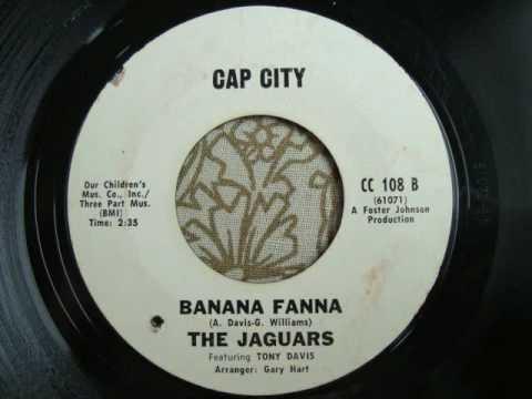 "The Jaguars ""Banana Fanna"""