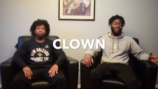Antonio Brown is a clown and has to leave Pittsburgh POINT BLANK PERIOD