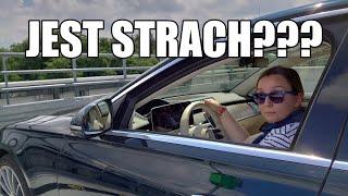 Czy się nie boję prowadzić auta za bańkę? - Ania i Marek Jadą