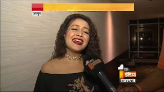 Download Selfie Queen Neha Kakkar Sing 'Mahi Ve' On