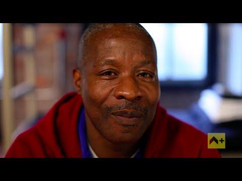 'I'm Still Dreaming': Homeless Men Share Their Hopes For The Future