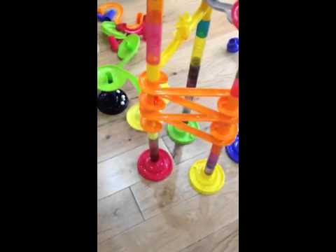 Toys r us marble run - tested by rob