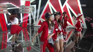 vuclip [HD] 060113 SNSD - Dancing Queen + I Got A Boy  SBS Inkigayo Comeback Stage