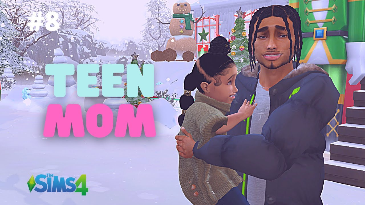 Download Daddy Duties + Finding Love??|Teen Mom Series|S2E8|Sims 4 LP
