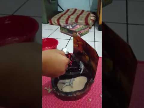 38692207e83fa Volcano   quicksand playset - YouTube