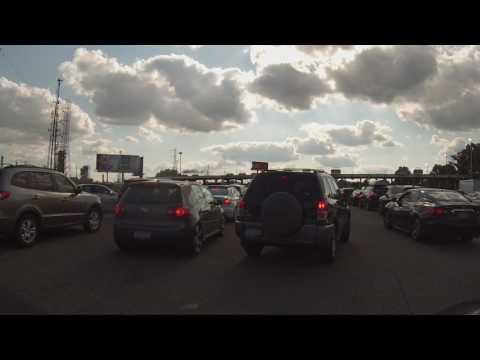 NJ - NYC - Staten Island - Goethals Bridge - Toll Plaza - Traffic Jam