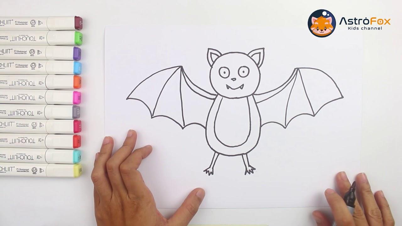 Hướng dẫn cánh vẽ con dơi | Bao quát các tài liệu về vẽ con dơi chính xác nhất