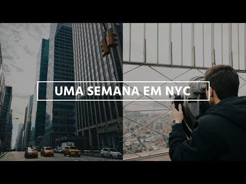 Uma semana em Nova Iorque | Tomás Silva