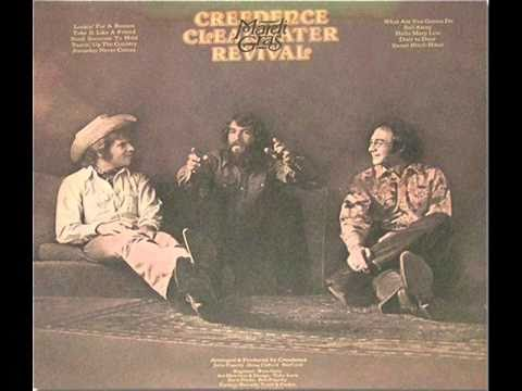 Creedence Clearwater Revival - Sail Away